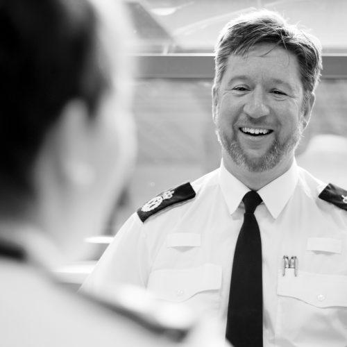 Chief Constable Simon Bailey (QPM)